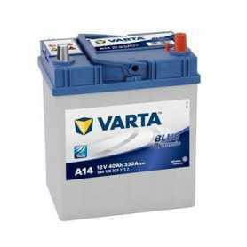 Batteria avviamento VARTA  540126033 40 AH 330 A A14 DX