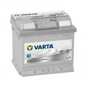 VARTA starter battery code 554400053
