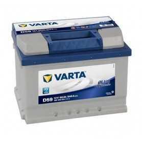 Batteria avviamento VARTA codice 560409054 AH 60 540A D59
