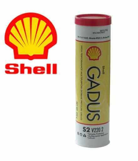 Shell Gadus S2 V220 2 Cartuccia 400 Gr.