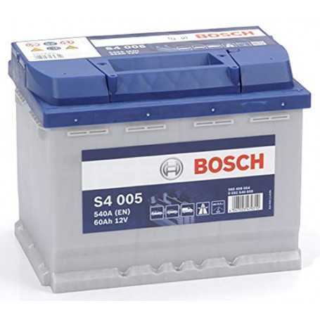 BATTERY STARTING BOSCH S4 60Ah 540A 12V - 0092S40050