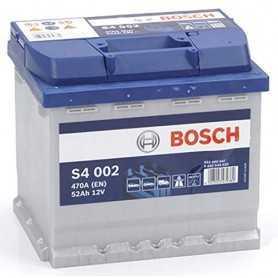 Batería de Coche Bosch S4002 52A / h-470A