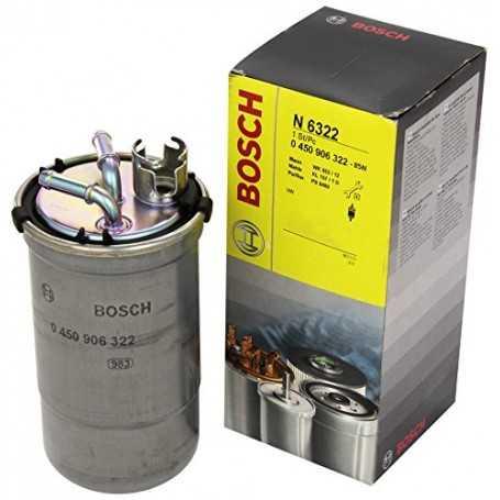 1.4-01-05 0450906322 Bosch Car Fuel Filter N6322 Volkswagen Polo