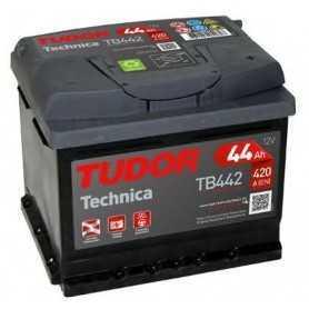 Batteria avviamento TUDOR codice TB442 44 AH 420A