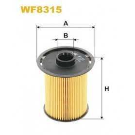 Filter, interior air WIX FILTERS code WP9210
