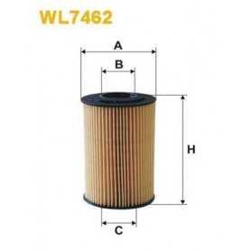 Filtro aria WIX FILTERS codice WA9507