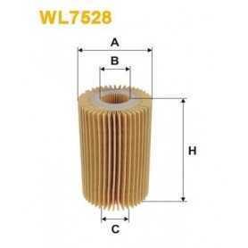Filtro aria WIX FILTERS codice WA6305
