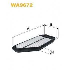 WIX FILTER Luftfiltercode WA9664