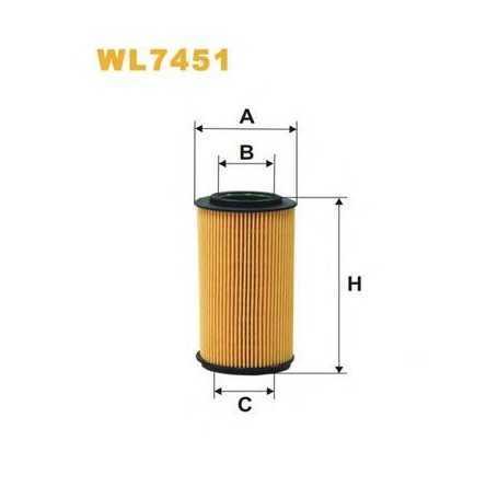 Wix WF8125Car Filtro Carburante Benzina Cartuccia Di Plastica Alloggiamento sostituisce-WK3111