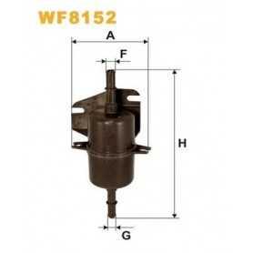Filtro, Aria abitacolo WIX FILTERS codice WP9104