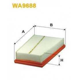 Filtro, Aria abitacolo WIX FILTERS codice WP6922