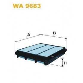 Filtro, Aria abitacolo WIX FILTERS codice WP9111
