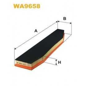 Filtro aria WIX FILTERS codice WA9604