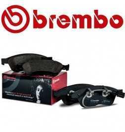 Kit de plaquettes de frein Brembo P23087
