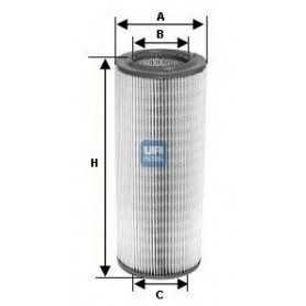 UFI air filter code 27.367.00