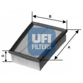 UFI air filter code 30.133.00