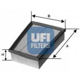 Filtro aria UFI codice 30.147.00