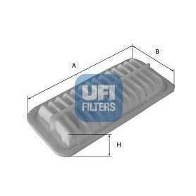 Filtro aria UFI codice 30.385.00