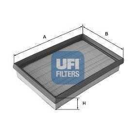 Filtro aria UFI codice 30.386.00