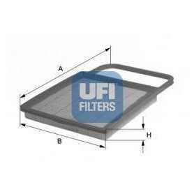 Filtro aria UFI codice 30.400.00