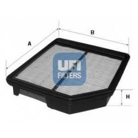 Filtro aria UFI codice 30.471.00