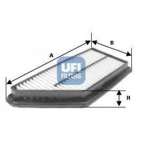Filtro aria UFI codice 30.591.00