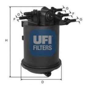 Filtro carburante UFI codice 24.086.00