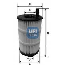 UFI-Ölfiltercode 25.143.00