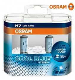 H7 Cool Blue Intense Duo - Lampadine Per auto - OSRAM