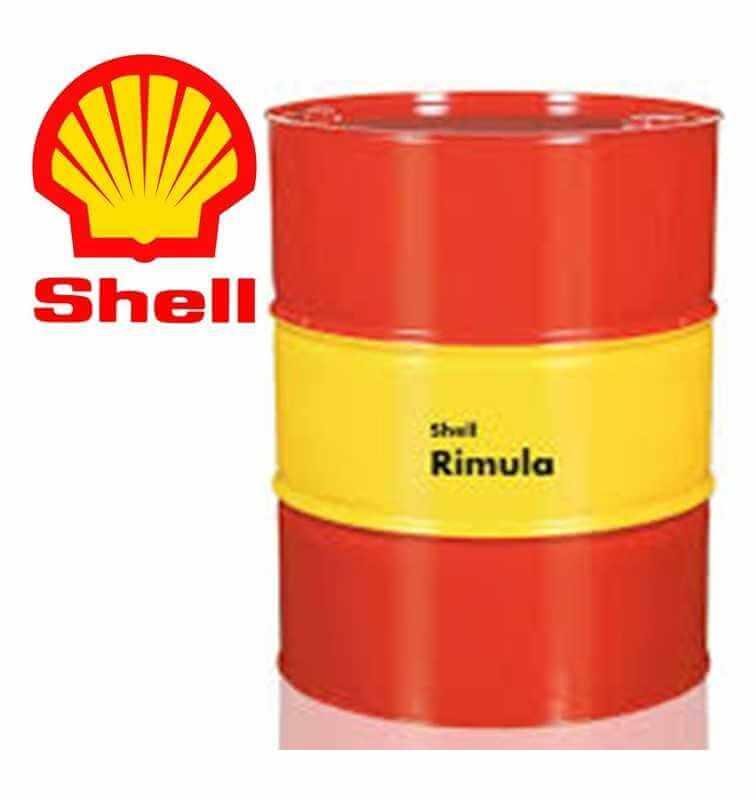 Shell Rimula R6 MS 10W40 E7LDF3 Fusto da 209 litri