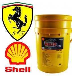 Shell Helix Ultra Racing 10W-60 (SN/CF, A3/B4) Secchio da 20 litri