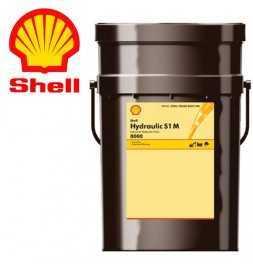 Shell Hydraulic S1 M 68 Secchio da 20 litri