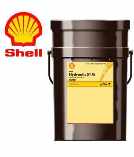Shell Hydraulic S1 M 46 Secchio da 20 litri