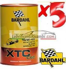Bardahl - Olio Motore Auto Sintetico XTC C 60 10W40