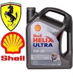 Shell Helix Ultra ECT 5W-30 (VW504/507, BMW LL-04, MB229.51) Latta da 5 litri