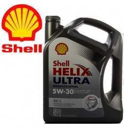 Shell Helix Ultra Professional AV-L 5W-30 (VW 504/507) Latta da 4 litri