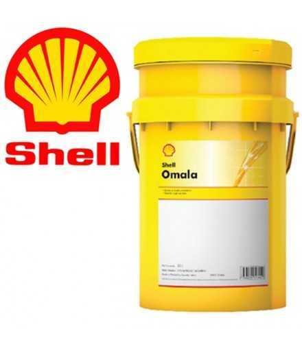 Shell Omala F 320 Secchio da 20 litri
