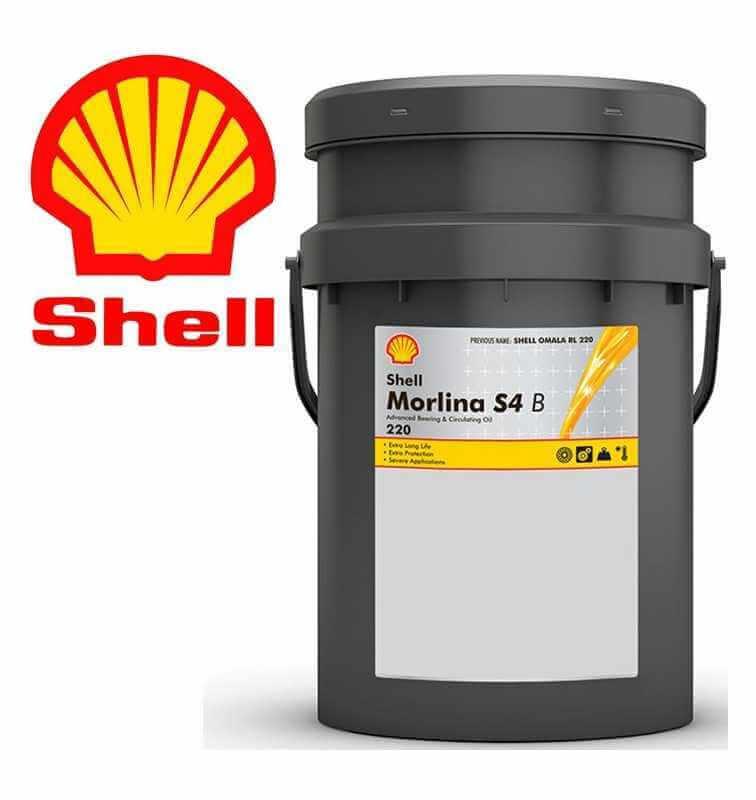 Shell Morlina S4 B 220 Secchio da 20 litri