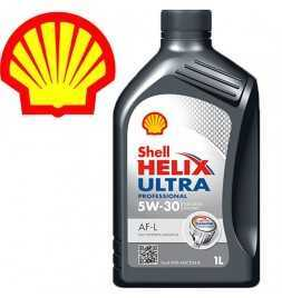 Shell Helix Ultra Professional AF-L 5W-30 Lattina da 1 Litro