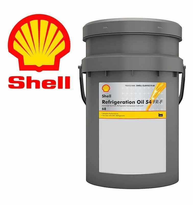 Shell Refrigerator S4 FR-F 68 Secchio da 20 litri