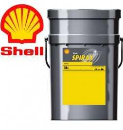 Shell Spirax S6 ATF A295 Secchio da 20 litri