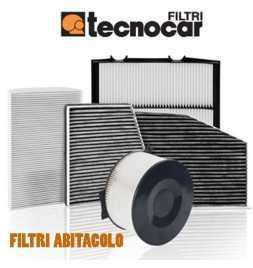 Filtro Abitacolo 500 II 1.4 16V Turbo Abarth fino a 9-2011