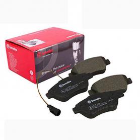 Kit de plaquettes de frein Brembo P23137