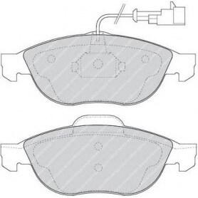 Kit plaquettes de frein FERODO code FDB1134
