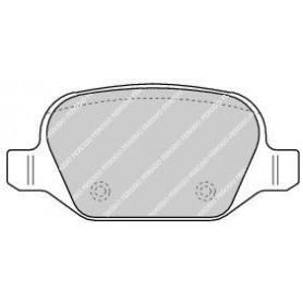 Kit plaquettes de frein FERODO code FDB1349