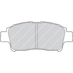Brake pads kit FERODO code FDB1368