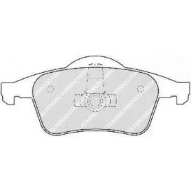 Brake pads kit FERODO code FDB1383