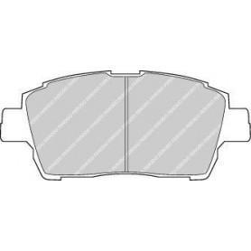 Bremsbelagsatz FERODO-Code FDB1392