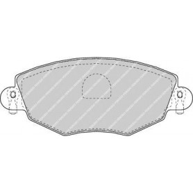 Kit pastiglie freno FERODO codice FDB1425