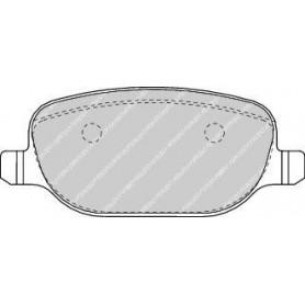 Bremsbelagsatz FERODO-Code FDB1471